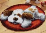 Вязаные коврики для детской / Вязание, Вязание для детей.
